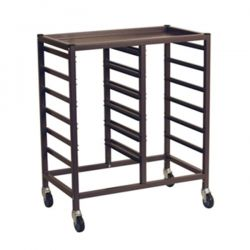 Double Column Welded Trolley - 850mm high
