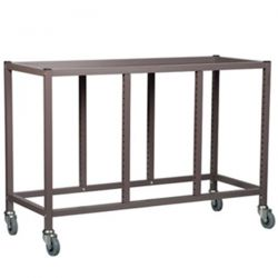 Treble Column Storage Trolley - 725mm high