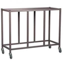 Treble Column Storage Trolley - 850mm high