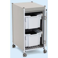 Power Trolley Charge & Sync - with Extra Deep Trays