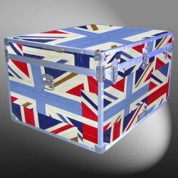Customisable Storage Trunk - L97 x W74 x H55 cm - 395 Litre