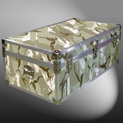 Customisable Storage Trunk - L92 x W50 x H35 cm - 161 Litre
