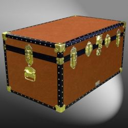 Customisable Storage Trunk - L84 x W50 x H42 cm - 176 Litre