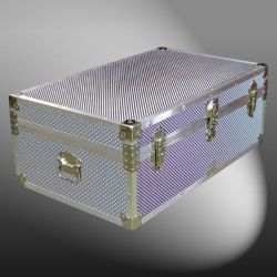 Customisable Storage Trunk - L76 x W50 x H31 cm - 118 Litre