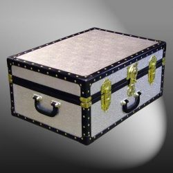 Customisable Storage Trunk - L61 x W43 x H27 cm - 70.8 Litre