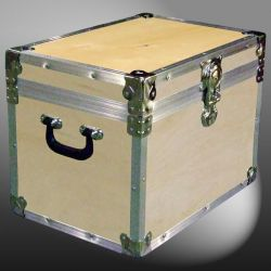 Customisable Storage Trunk - L49 x W34 x H37 cm - 61.5 Litre