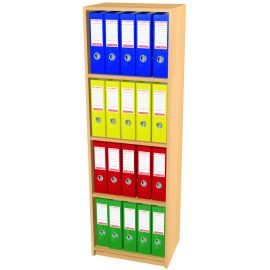 20 Space Slimline Box File Unit