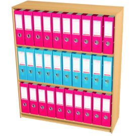 30 Space Medium Box File Open Unit