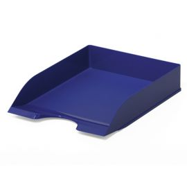 Letter Tray - Opaque Blue - Pack of 6