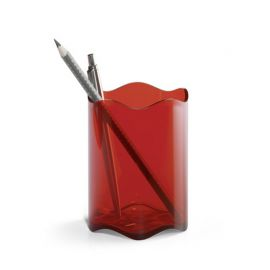 Pen Cup - Translucent Red - Pack of 6