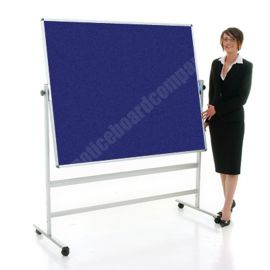 Double Sided Mobile Felt Board