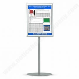 Stand Mounted Poster Frame
