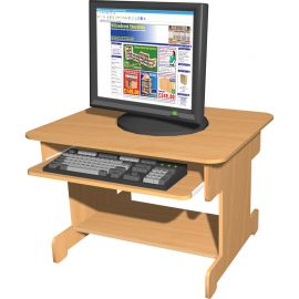 KubbyKraft Computer Table - 640mm High