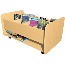 KubbyKraft Extra Long Browser - 8 Compartments