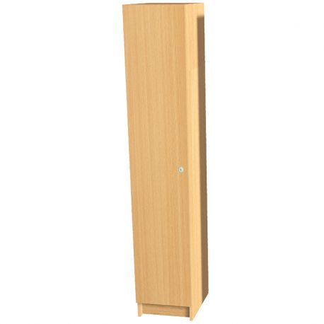 Superior Quality Wooden Locker - Single Door