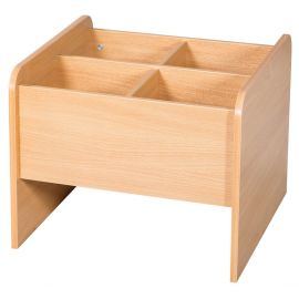 KubbyKraft ORIGINAL Kinderbox - 4 Compartments