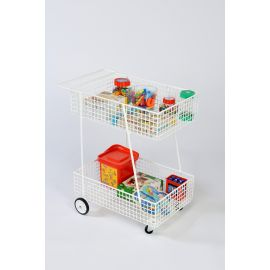 General Purpose 2 Tier Trolley