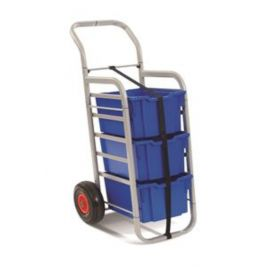 Rover All Terrain Trolley with Extra Deep Trays
