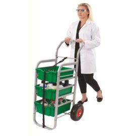Rover All Terrain Trolley with Deep Trays