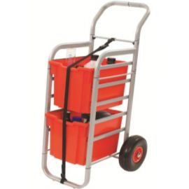Rover All Terrain Trolley with Jumbo Trays