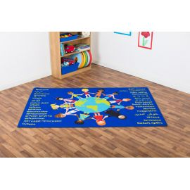 Children of the World™ Welcome Carpet