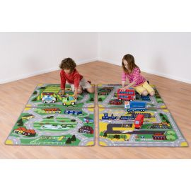 Town & Country™ Road Carpets Set of 4