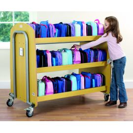 Tuf2™ Double Lunchbox Trolley