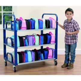 Tuf™ Double Lunchbox Trolley
