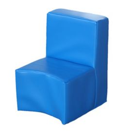 Rainbow™ Modular Unit Chair - Cornflower Blue