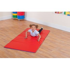 4 Section Folding Tumble Mat​, Pack of 10
