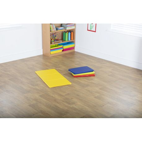 3 Section Folding Activity Mat - Assorted colours