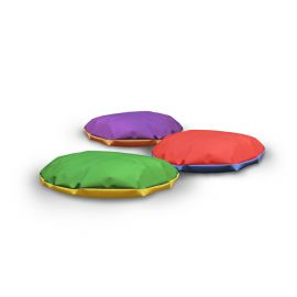 Round Sagbag Giant Floor Cushion