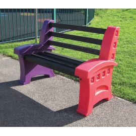 Multicoloured Seat - 2 Person