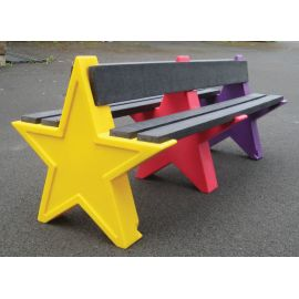 Star Bench - 6 Person