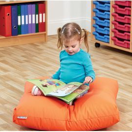 Oversized Single Floor Cushion