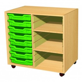 Tray Cabinets on Wheels