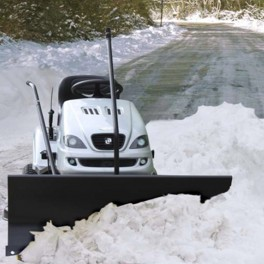 Ride On Mower Snow Ploughs