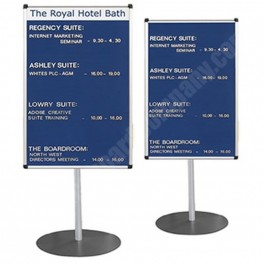 Foyer/Welcome Boards
