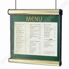 Menu Display Boards