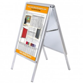 A Boards & Poster Holder